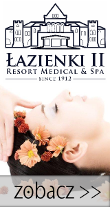 Łazienki II Resort Medical & Spa szkolenia